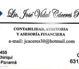 CONTABILIDAD, AUDITORIA Y ASESORIA FINANCIERA