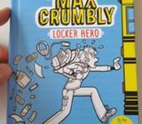 Libro The Misadventures of Max Crumbly: Locker Hero