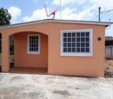 Alquilo Casa de 2 Recamaras 1 Baño
