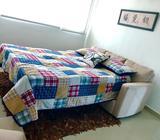 Sofa Cama Sofacama tres puestos