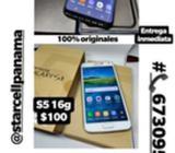 Samsung S5, S8, Note 5 Y Note 8 Ver Prec