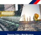 Servicio Especializado en Mantenimiento Mecánico Industrial