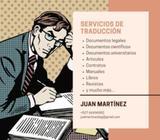 Traductor Público Inglés-español