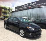 Toyota Corolla 2016 Automatico