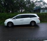 Linda Honda Odyssey Como Nueva Buen Esta
