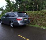 Linda Honda Odyssey 2012 en Buen Estado