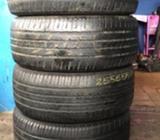 4 Llantas 255 55r18 Bridgestone Runflat