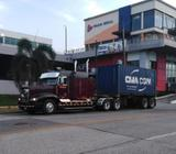 Servicio de Transporte de contenedores a nivel Nacional