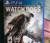 Vendo Watch Dogs de Ps4 en 15 Dolares