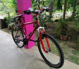 Bicicleta Montañera 26 (escucho Ofertas)