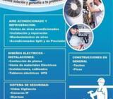 SERVICIOS PROFESIONALES ELECTRICOS, MANTENIMIENTO , CONSTRUCCION EN GENERAL