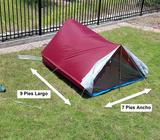 Tienda de Camping Portatil Carpa Tent para 6 Personas