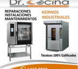 Tecnicos de Hornos Industriales