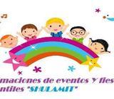 Animación de cumpleaños y eventos infantiles