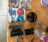 Wii con Cd Y Un Control