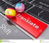 Servicios de traducción de inglés a español