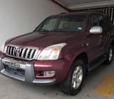 Vendo Prado 2006 Automatica