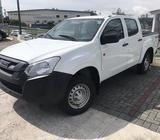 Pickup Isuzu 2017 4X4 Diesel