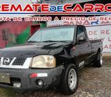 Remate Nissan Frontier 2010 Una Cabina 4x2