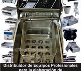 Freidoras Electrica - Freidoras a Gas uso Comercial e Industrial