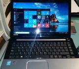 Laptop Toshiba Intel Dual Corei3