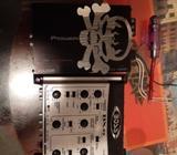Amplidicador de 1200wt Y Croosover