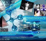 Se hacen trabajos de edición de videos, fotografía profesional, cobertura de eventos