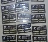 Paquete de Brakets