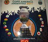 Album Copa America 2011 Completo