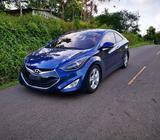 Lindo Hyundai Elantra Cupe Cero Detalle