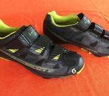 Zapatos para Bici de Montaña