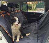 Cobertor/protector de asiento de auto para mascotas