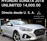 Hyundai Sonata 2018 Edición Limitada