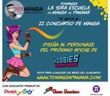 CONCURSO DE MANGA - PARTICIPA y GANA PREMIOS!!