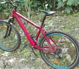 Bicicletas Rali Tornado con Casco
