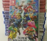 Super Smash Nintendo Switch