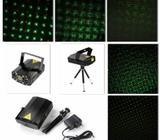 Proyector láser Luces del escenario Mini LED R&G Iluminación Fiesta de Navidad DJ Disco KTV Show