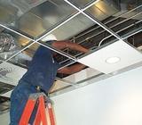 Instalación de sistema de electricidad comercial y residencial