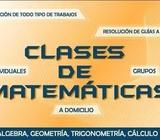 CLASES D EMATEMATICA, FISICA, QUIMICA, ALGEBRA