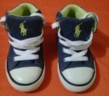 Zapatillas Polo Raph Lauren Talla 8 O 24