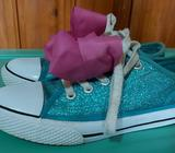Zapatos de Niña Talla 2