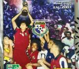 Album Panini Especial Panama Sub 20 2003