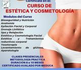 Curso de Estetica Y Cosmetología