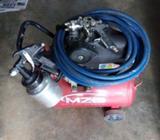 Vendo Compresor de Aire 2hp 2 Salida