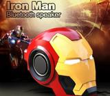 Bocina Bluetooth Iron Man