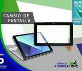Servicio técnico especializado en reparaciones de pantalla de tablets de todas las marcas