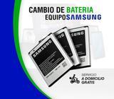 Servicio técnico especializado en reparaciones de batería y sistema de carga de celulares Samsung