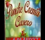 Rom Ponche Casero Riquísimo