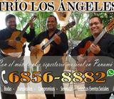 TRIO LOS ANGELES (Boleros, Guitarras y Voces)