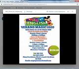 Curso de Inglés y Matemáticas para Niños / Adolescentes